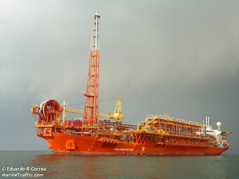 FPSO CITY OF ITAJAI