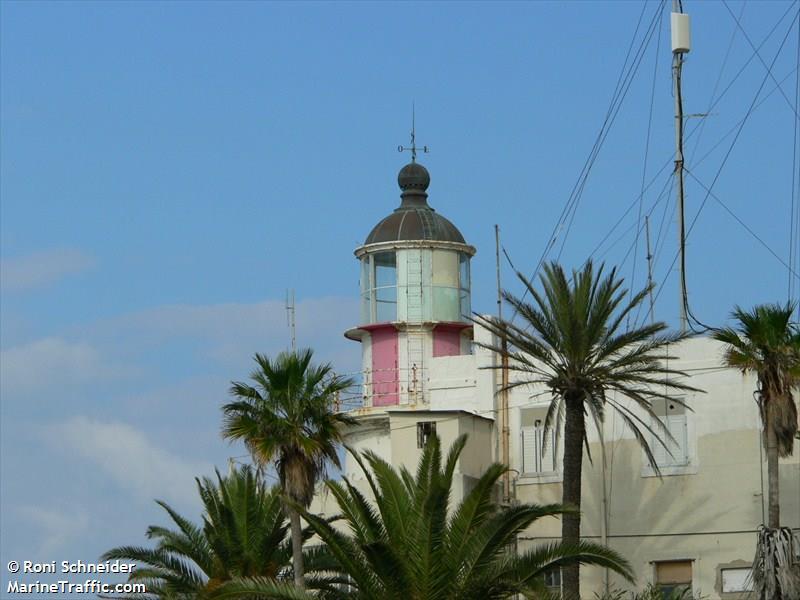 Haifa Harbour