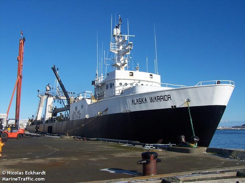 ALASKA WARRIOR