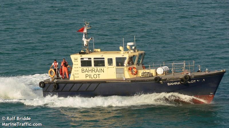 BAHRAIN PILOT 1