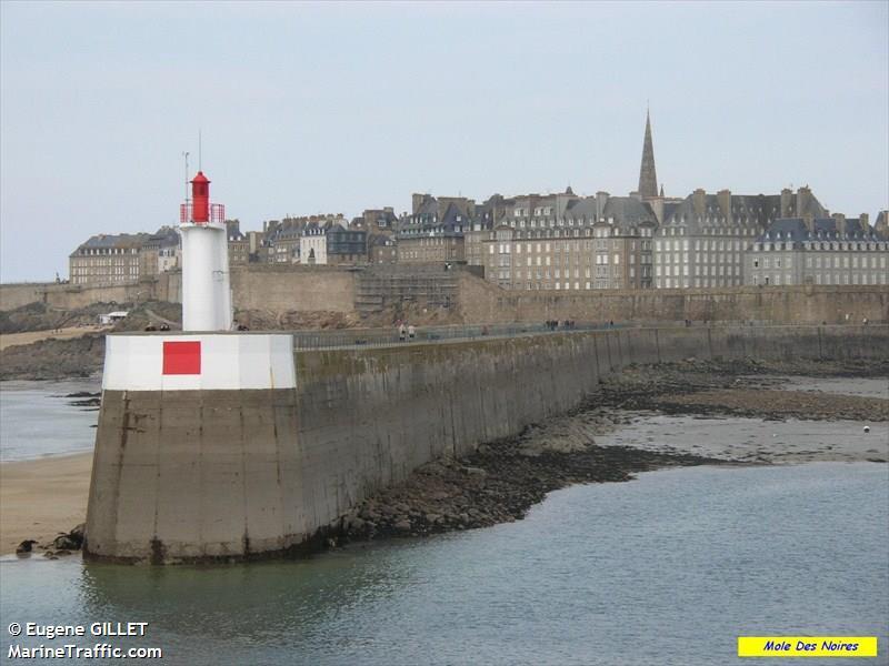 St.-Malo Mole Des Noires