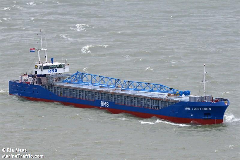 RMS TWISTEDEN