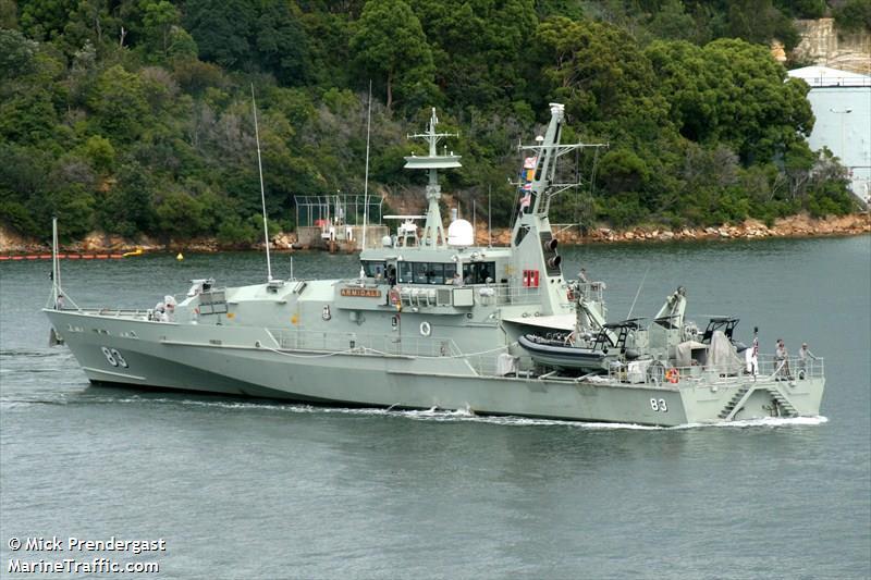 HMAS ARMIDALE