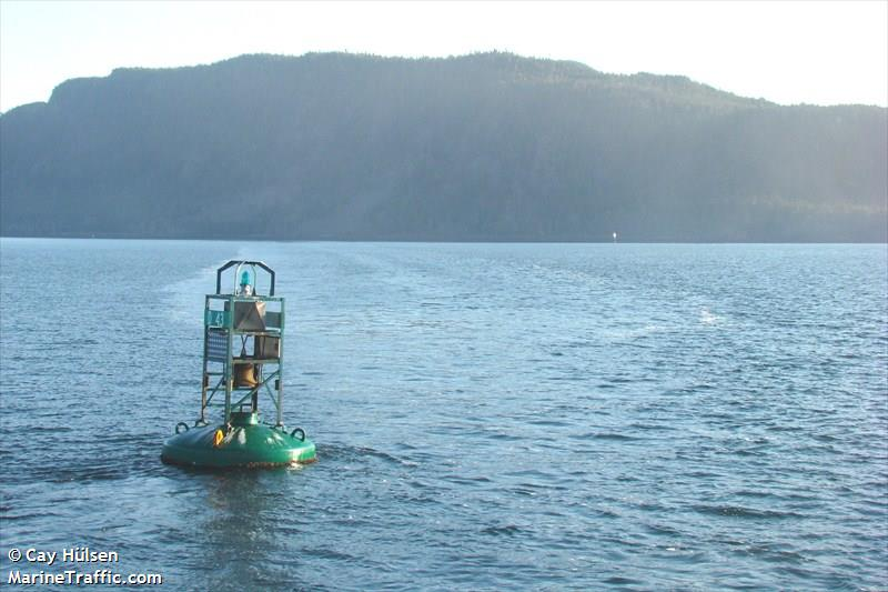 Georgia Rock Light + Bell Buoy D43