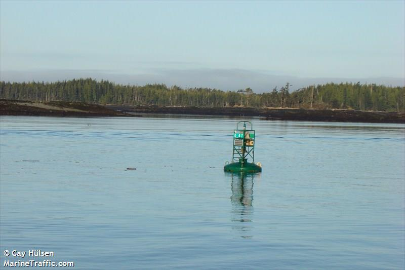 Spire Ledge Light + Bell  Buoy D47