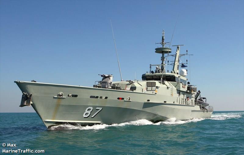 HMAS PIRIE
