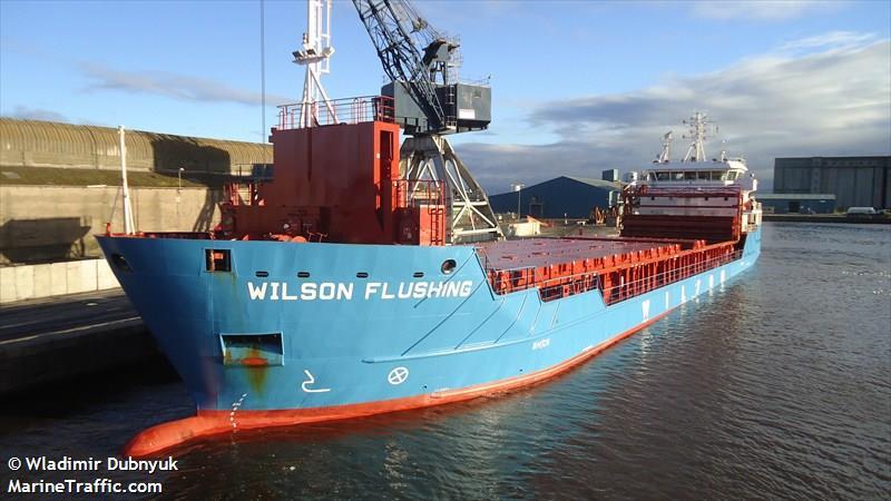 WILSON FLUSHING