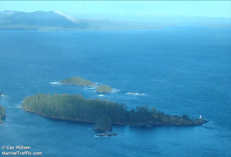 Osborne Island Light