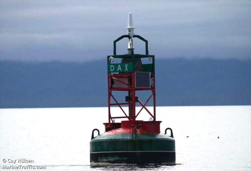 Alexandra Bank Light + Whistle Buoy DAX