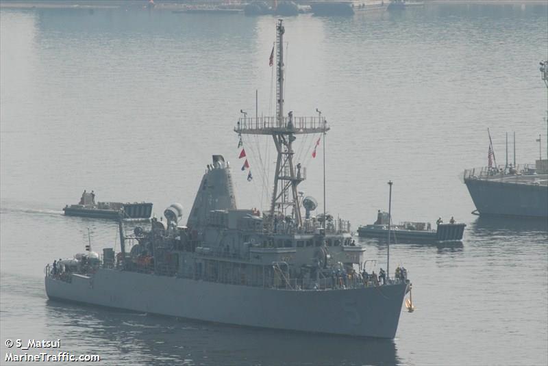 US WAR SHIP