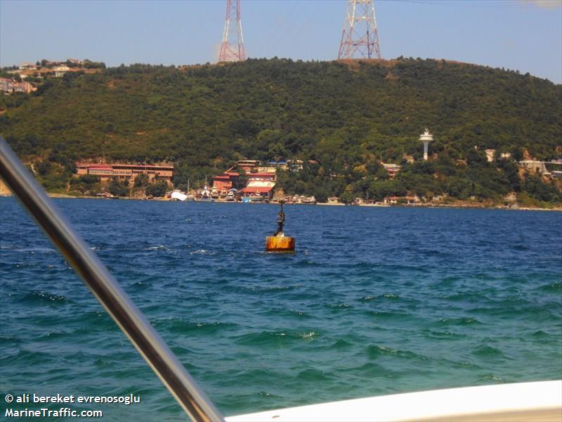 w cardinal buoy