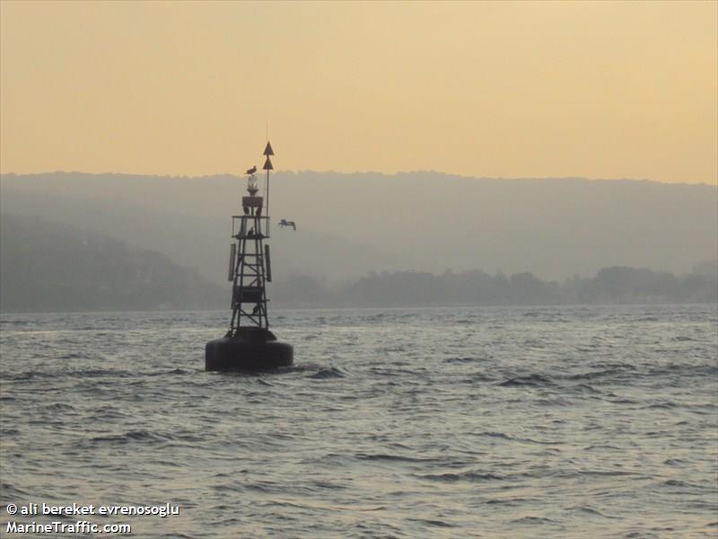 n cardinal buoy