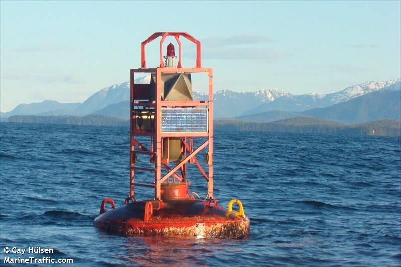 Enfield Rock Light + Bell Buoy D76