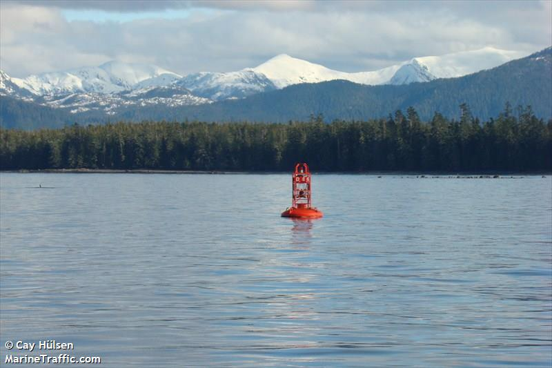 Tree Bluff Light + Bell Buoy D86