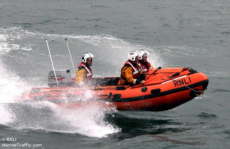 RNLI LIFEBOAT D 683