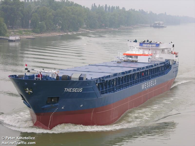 Vessel details for: WILSON DUNDEE (General Cargo) - IMO ...