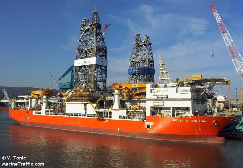 Vessel Details For Bolette Dolphin Drill Ship Imo
