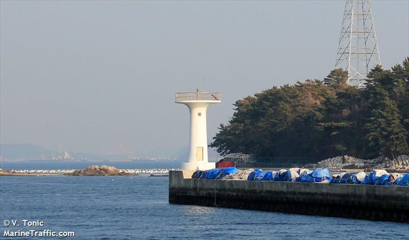 Wonjeon Hang Detached Breakwater East End