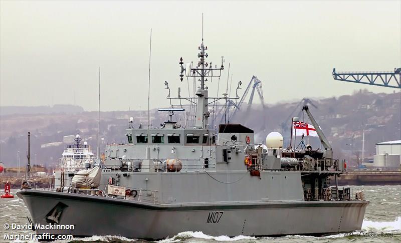 HMS PEMBROKE