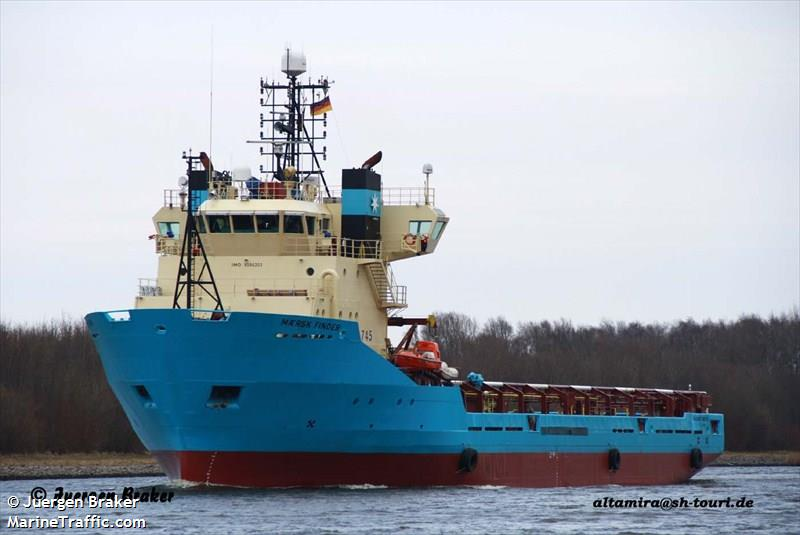MAERSK FINDER