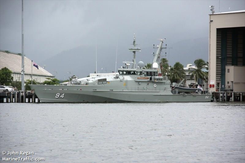 HMAS LAUNCESTON