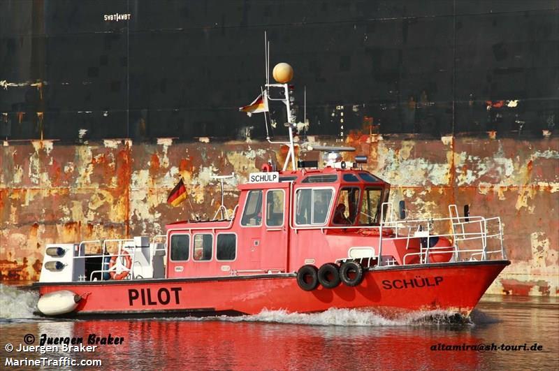 PILOT BOAT SCHUELP