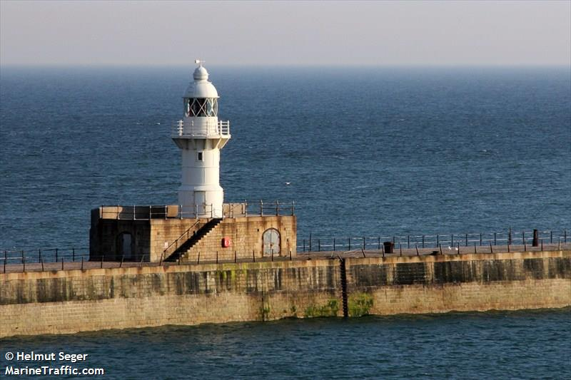 Dover Breakwater Knuckle