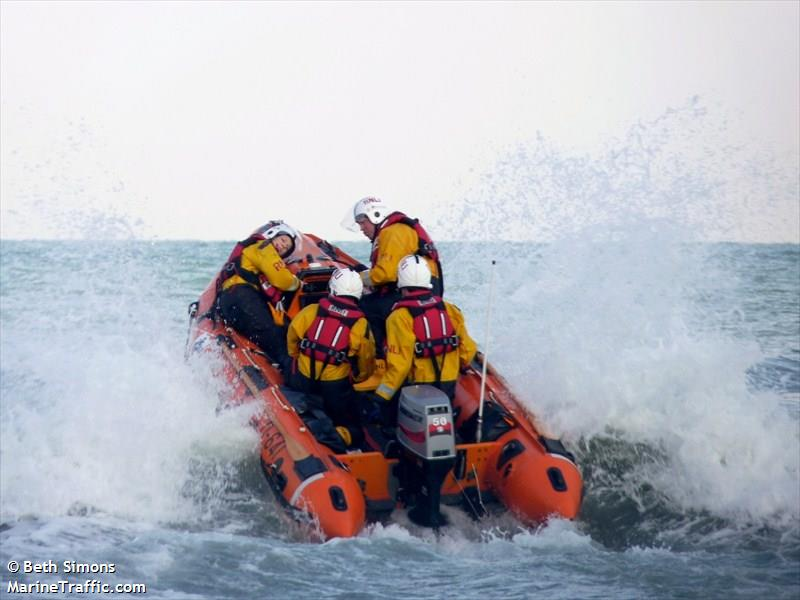 RNLI LIFEBOAT D 641