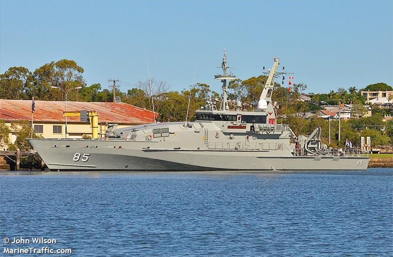 HMAS BATHURST