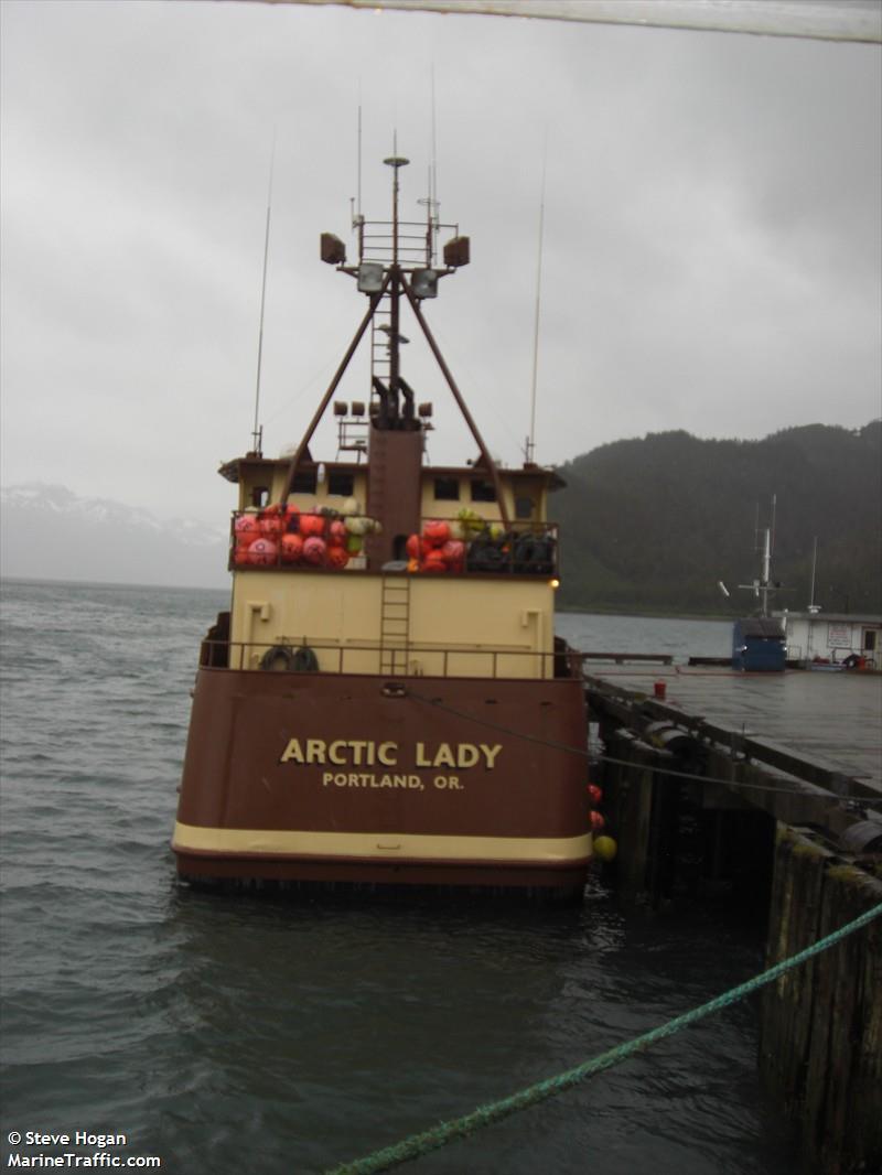 ARCTIC LADY