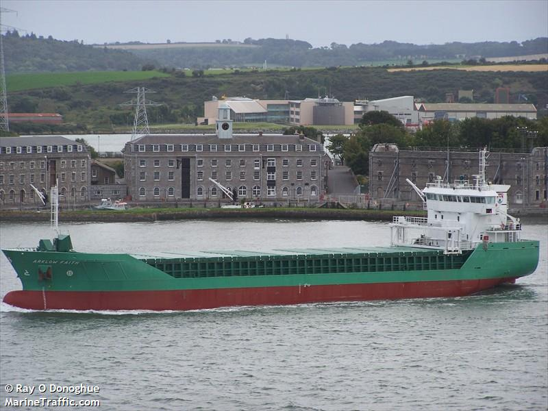 ARKLOW FAITH