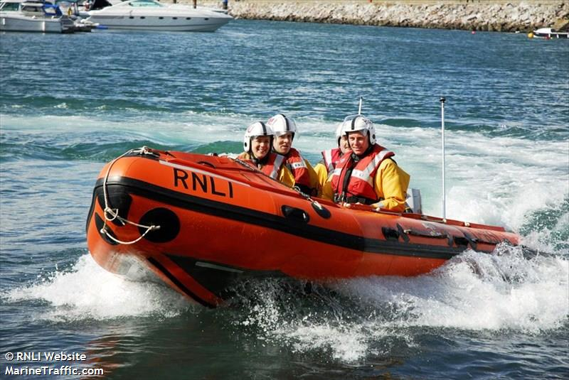 RNLI LIFEBOAT D 651