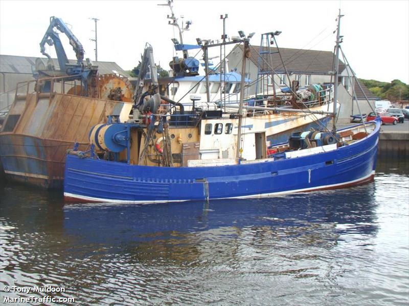 SEA HARVESTER N822