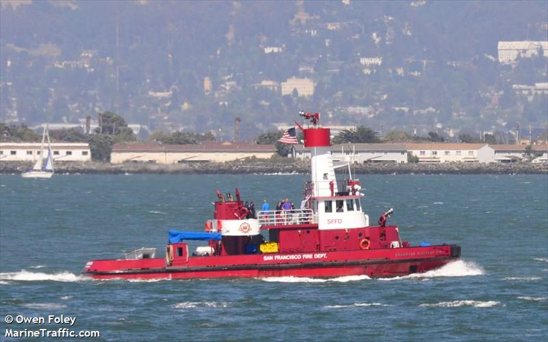 FIREBOAT GUARDIAN
