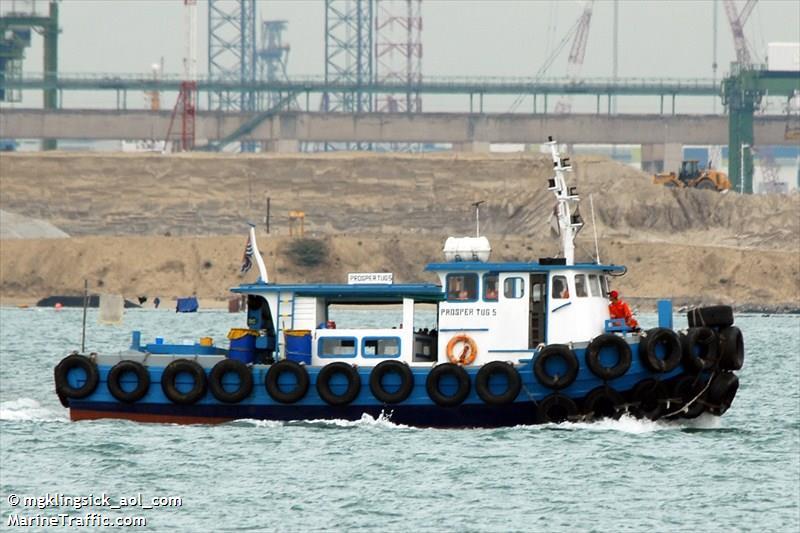 PROSPER TUG 5