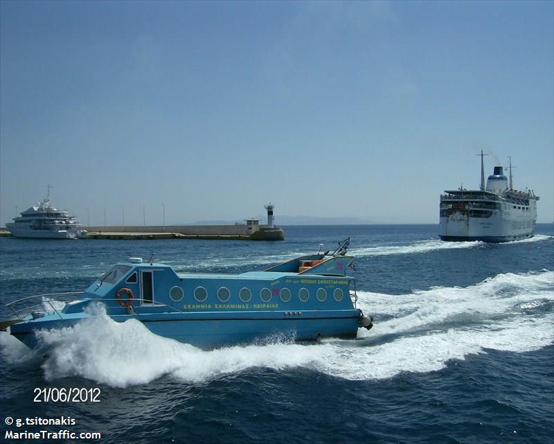 Piraeus Molos Themistokleus