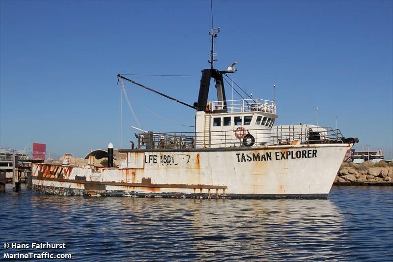 TASMAN EXPLORER