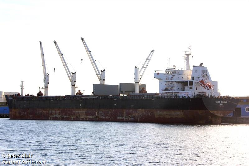 QATAR SPIRIT, Bulk carrier, IMO 9497866 | Vessel details