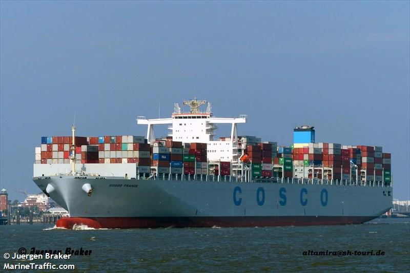 COSCO FRANCE