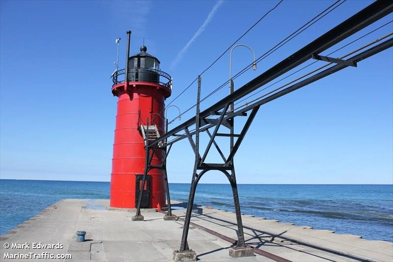 South Haven South Pierhead