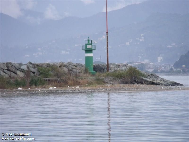 Pazar North Breakwater