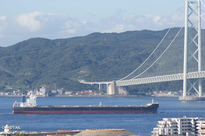 STAR POLARIS, Bulk carrier, IMO 9588457 | Vessel details