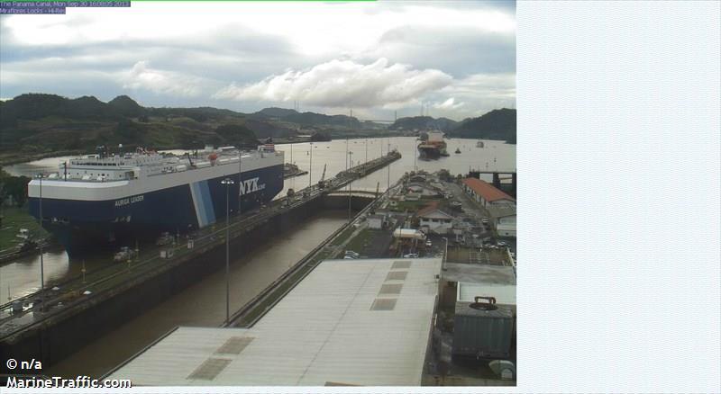 Picture of Auriga Leader   AIS Marine Traffic
