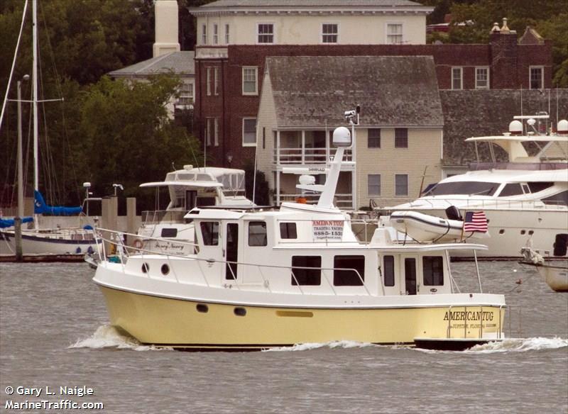 AMERICAN TUG 435