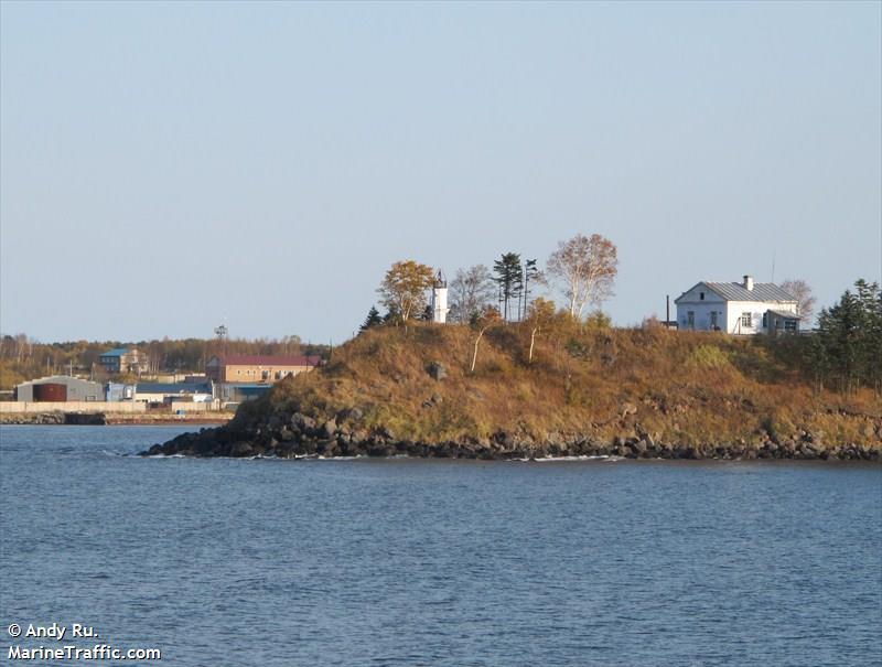 Ustritsa islet