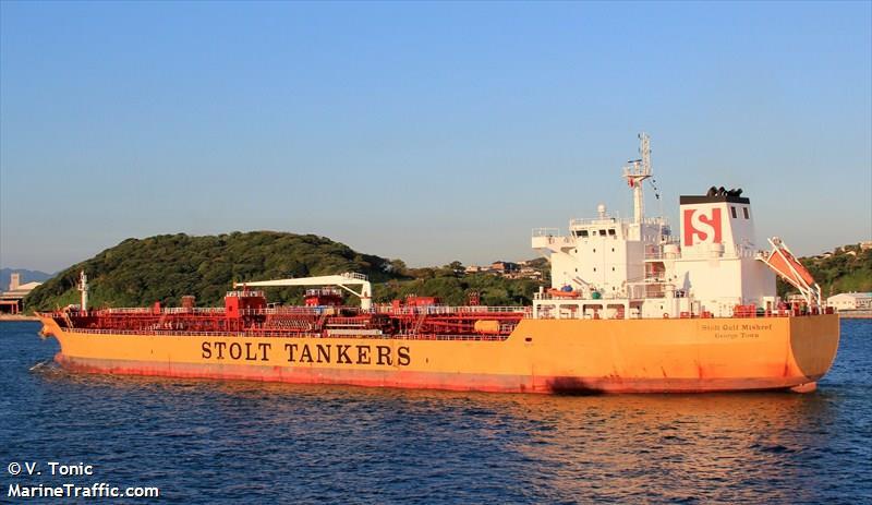 GULF MISHREF, Chemical/Oil tanker, IMO 9359387 | Vessel details