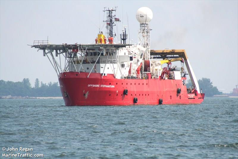 OFFSHORE STEPHANITURM