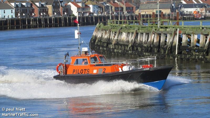 PILOT BOAT BURE 2