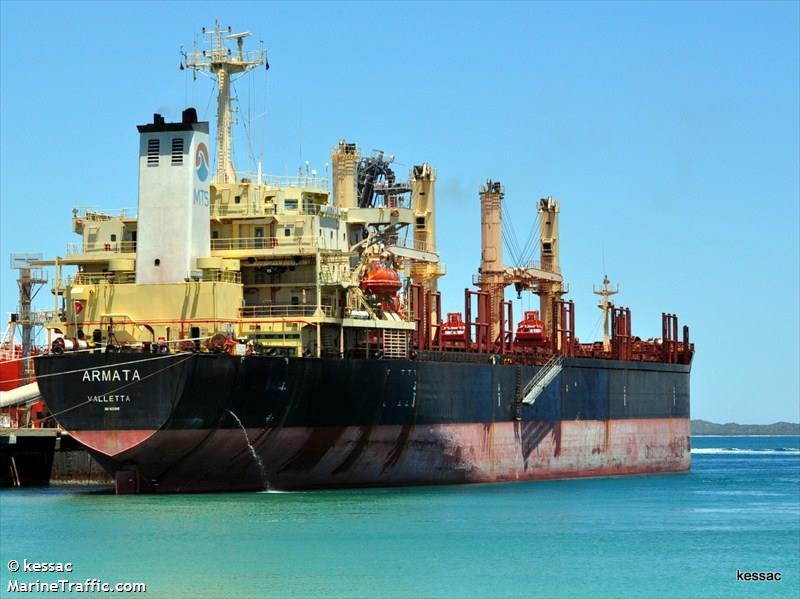 Picture of ARMATA | AIS Marine Traffic