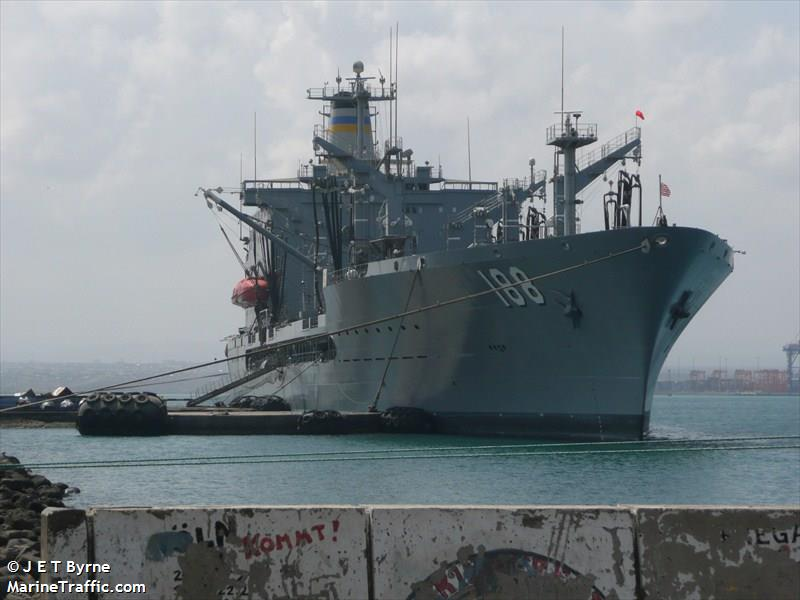 USNS JOSHUA HUMPHREYS